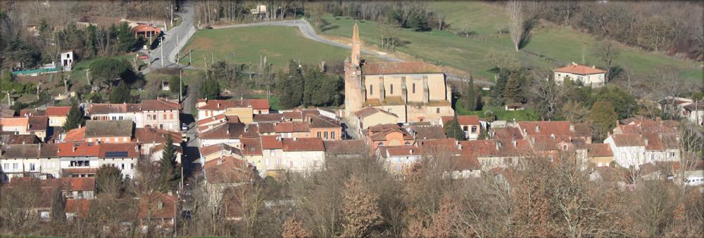 Le site internet de Gaillac-Toulza